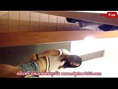 คลิปแอบถ่ายใต้กระโปรงนักเรียนญี่ปุ่นประถมคอซองขาอ่อนขาวจั๊วะ นั่งไม่ระวังเสร็จตาแมว